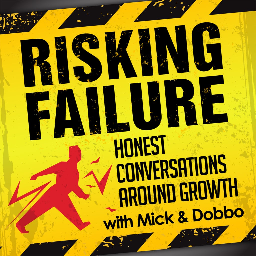 Risking Failure Logo