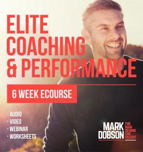 Elite Coaching & Performance 6 Week eCourse