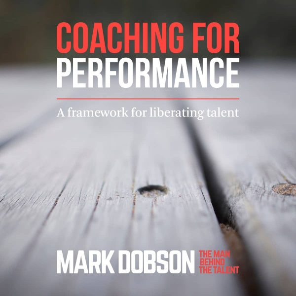 Coaching For Performance Audio Cover