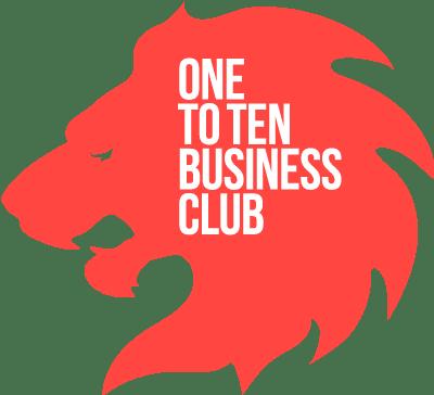 One to Ten Business Club Logo